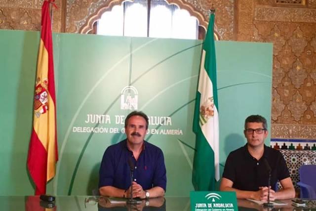 Alfredo Valdivia y Arturo Pino han presentado la programación del Museo.
