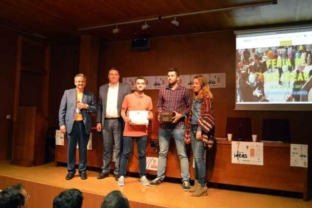XXX ganador de la Feria de las Ideas y premiado con el Elevador Pitch