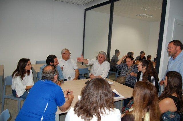 La Asociación Mesón Gitano abre el proyecto de ayuda a los niños de La Chanca