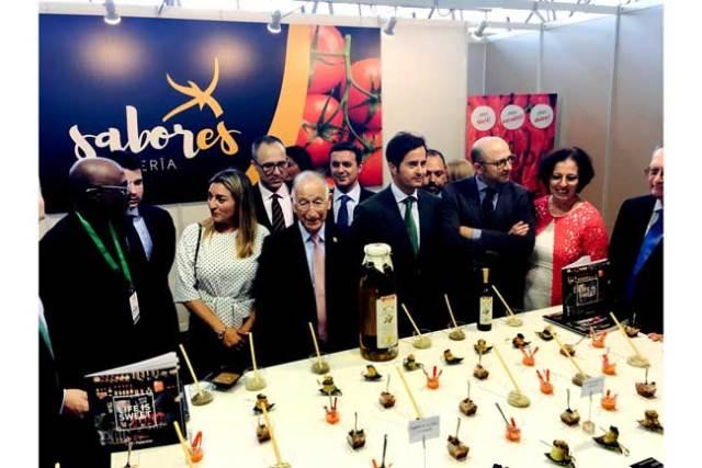 Se celebra la feria agrícola InfoAgro Exhibition 2017 en El Ejido