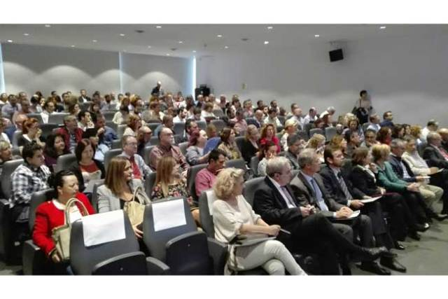 Jornada sobre seguridad laboral, organizada por la Junta.