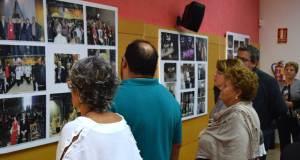 La exposición puede verse hasta el 29 de octubre en el Salón de Actos del Ayuntamiento (Edificio Antiguo Mercado), en horario de 18.00 a 20,00 horas.