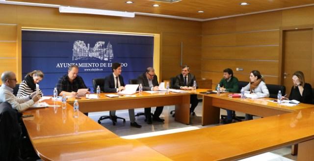 Junta de Gobierno de El Ejido.