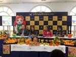 Gádor se convierte en la capital de la industria cítrica con el Día de la Naranja