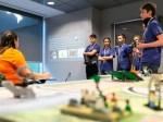 El Cardenal Cisneros se clasifica para la final nacional de la First Lego League