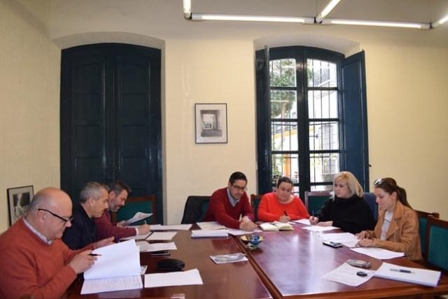 Reunión de coordinación de la Semana Santa de Níjar.