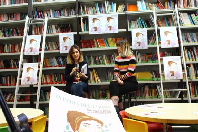Presentación de la Feria del Libro de El Ejido.