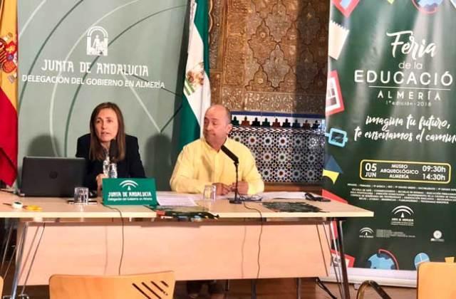 La Feria tendrá lugar en el Museo Arqueológico de Almería.
