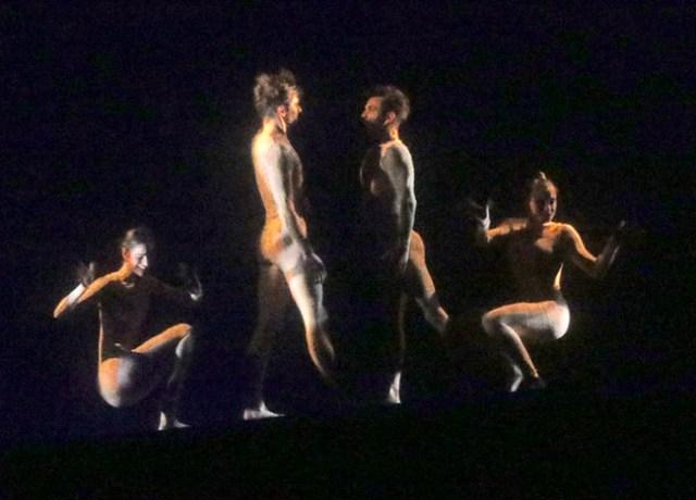 NoGravity Dance en El Ejido.