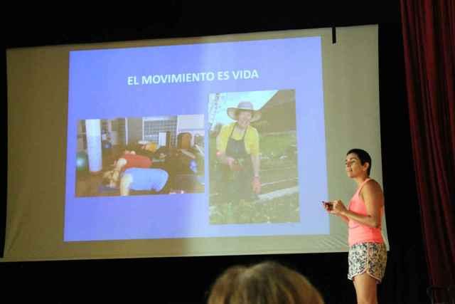 Inés del Pino es una de las especialistas que participará en la investigación.