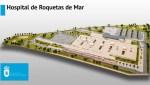 Sale a licitación el Hospital de Roquetas de Mar