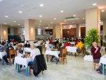Gran expectación y ajedrez de primer nivel en el 'Roquetas Chess Festival'