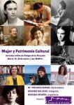 Amigos de la Alcazaba organiza las jornadas 'Mujer y Patrimonio Cultural', en el marco de la conmemoración del Día Internacional