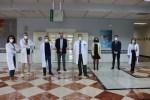 El Programa de Mediación Sociosanitaria del Hospital de Poniente realiza 600 intervenciones en el último año