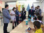 Cerca de 1.500 alumnos de Primaria participan en un programa de competencias digitales en Almería