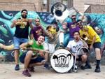 Cultura lleva al auditorio de Vera la compañía almeriense 'Gata Brass Band' el sábado