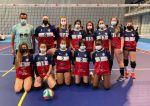Cuatro equipos de Voleibol del Club Al-Bayyana Roquetas disputarán la fase final del Campeonato CADEBA 2021