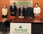 Torrecárdenas acuerda con Asempal promocionar cursos de prevención de riesgos laborales en Salud Mental