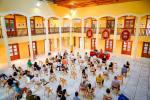 Roquetas de Mar recupera las presentaciones literarias en el espacio cultural Castillo de Santa Ana