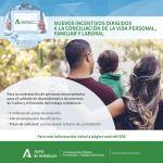 Empleo abre la convocatoria de las ayudas al trabajo a distancia con incentivos de 8.000 euros por contrato