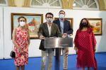 Diputación recuerda al indaliano Cantón Checa con una exposición y un libro