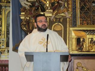 Pater Paulus Sati predigt[15224]