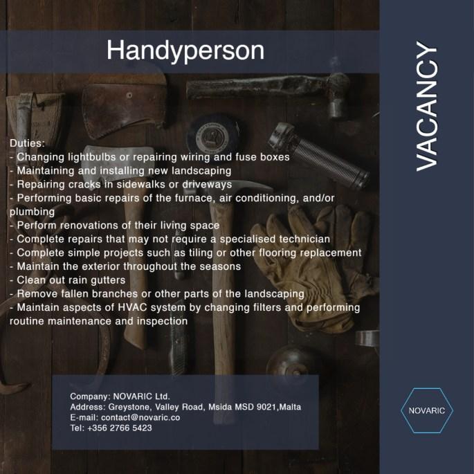 Handyperson