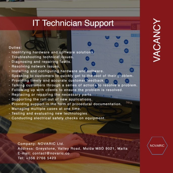 IT Technician Support