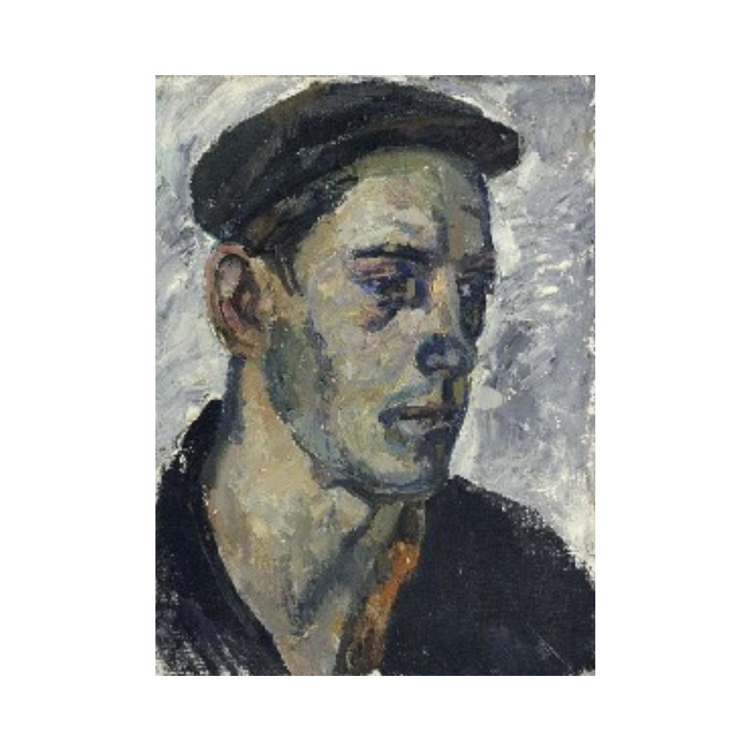 Avrutis kartina portret Frezerovshchik Aldo Nepein