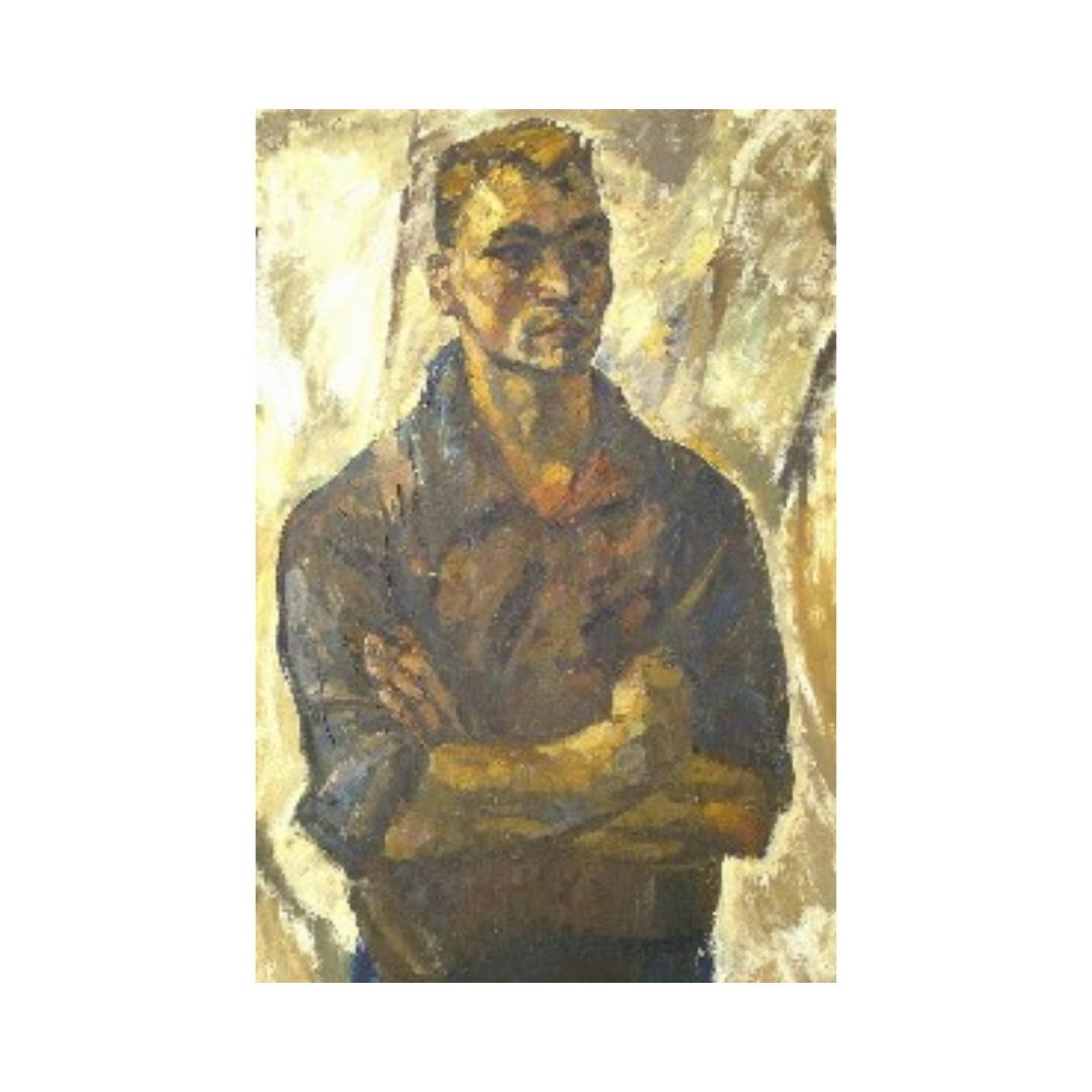 Avrutis kartina portret Ivanova