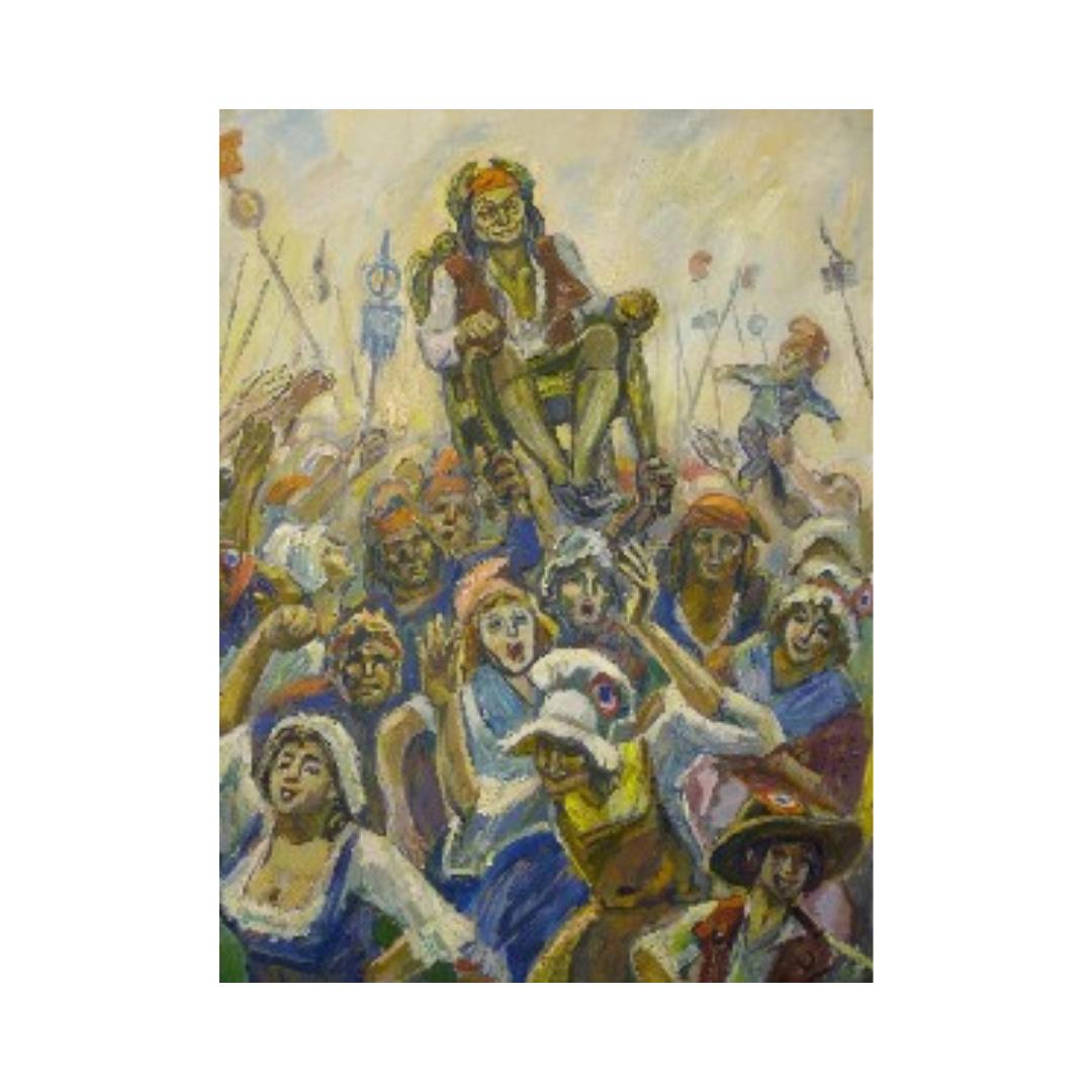 Avrutis kartina Triumf Marata