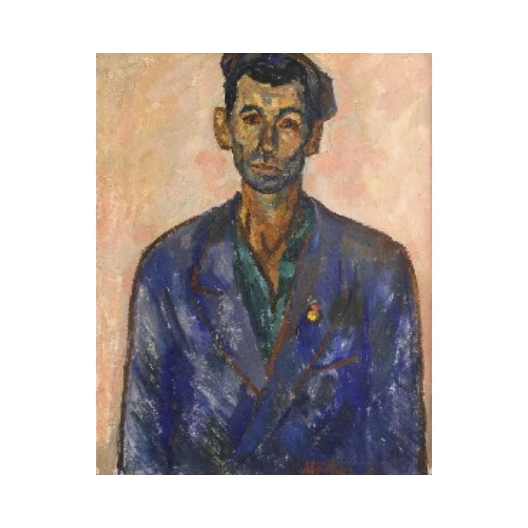 Avrutis kartina portret P.Litavrina