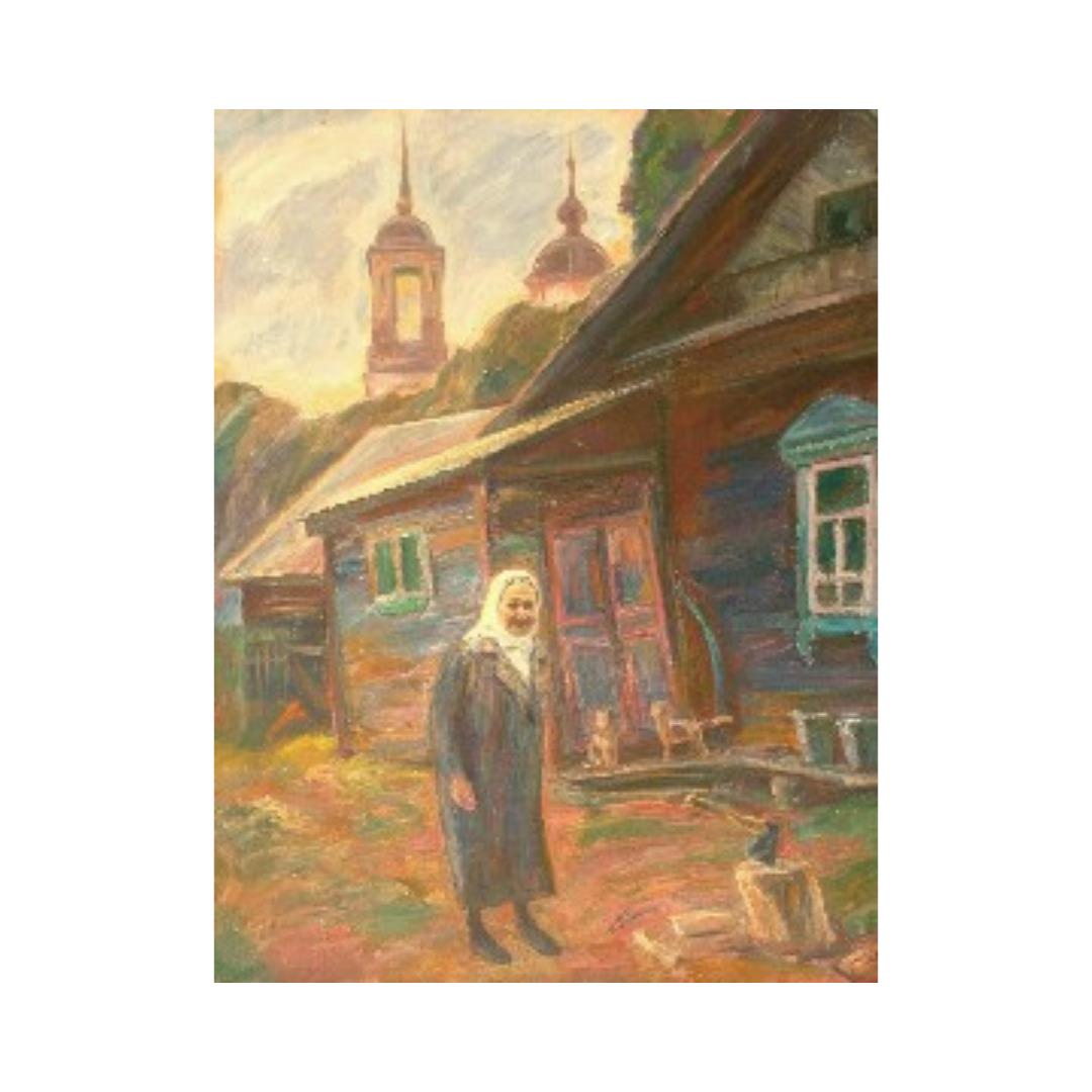 Avrutis kartina Ol'ga Aleksandrovna