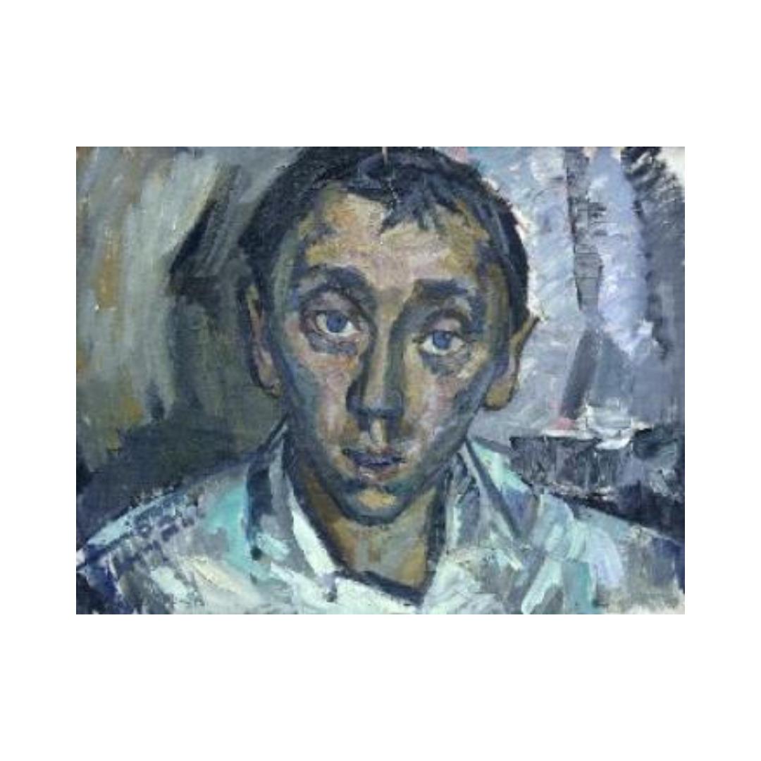 Avrutis kartina Portret E.Vishnevskogo