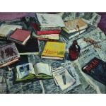 Kartina natyurmort knigi Pozdeev