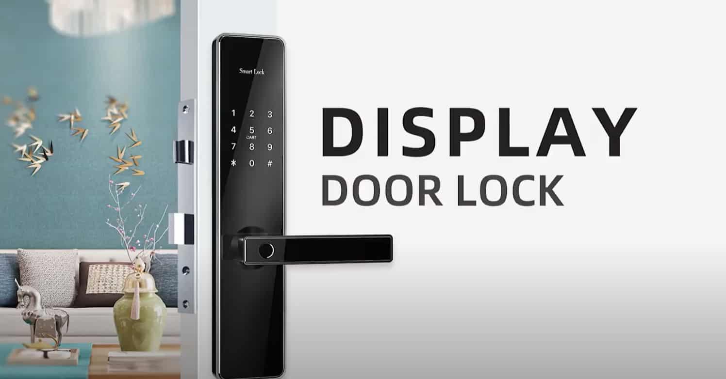 Digit door lock