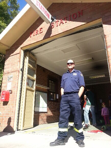 Tim Helman is Novascape's Director and also retained Firefighter at New Lambton