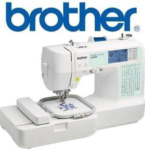 Brother LB6810 - Sewing and Embroidery machine - LAST ONE ( FLOOR MODEL )
