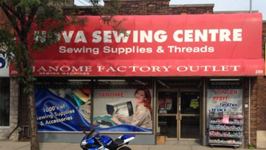 Nova-Sewing-Centre