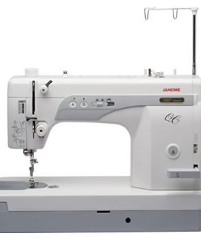 JANOME Professional 1600P-QC - HIGH SPEED