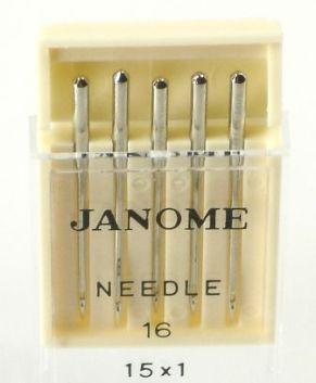 HA 15X1 NEEDLE NO. 16 (5 PER PACKET)