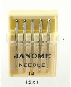 HA 15X1 NEEDLE NO. 14 (5 PER PACKET)