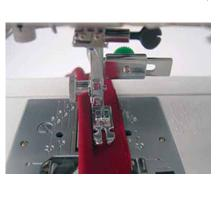 JANOME ADJUSTABLE ZIPPER/ PIPING FOOT  PART NO.200342003 Most Models