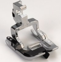 JANOME MC6600P - MC7700QCP DITCH QUILTING FOOT - ACUFEED PART NO. 846413006