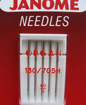 HA 15X1 NEEDLE NO.11 (5 PER PACKET)