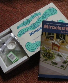 MIRACLESTITCHER FOR CATEGORY B ONLY PART NO. 200022107
