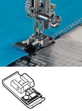 OVERLOCK FOOT FOR CATEGORY B/C PART NO. 822801001