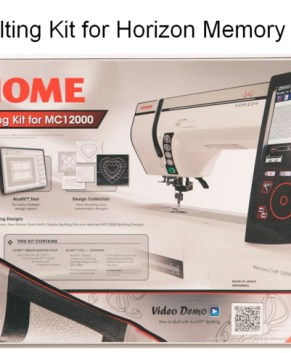 JANOME MC12000 Upgrade Kit - AcuFil