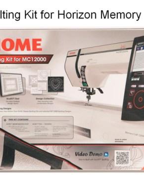 JANOME MC12000 Upgrade Kit - AcuFil