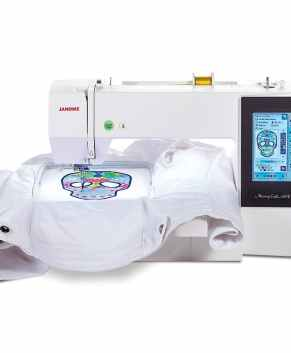 JANOME MC500E - Trade in ( used )